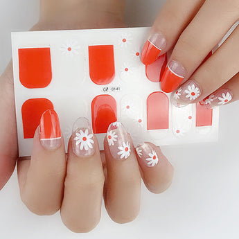 Candied Nails Girls Summer Gel Nail Wraps