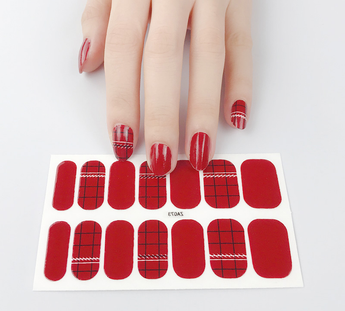 Candied Nails Wrap Me Up Gel Nail Wraps