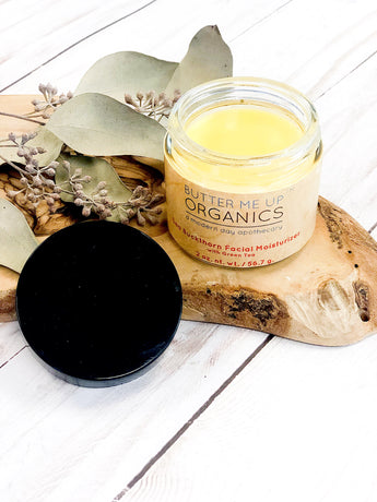 Butter Me Up Organics Sea Buckthorn Facial Moisturizer