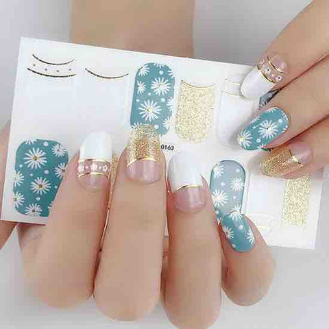 Candied Nails Kiss Me Gel Nail Wraps