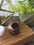 Butter Me Up Organics Organic Chocolate Lip Scrub Flaky Chapped Lips
