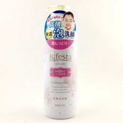 Mandom Bifesta Moist Foaming Whip 180g - BeautyKat