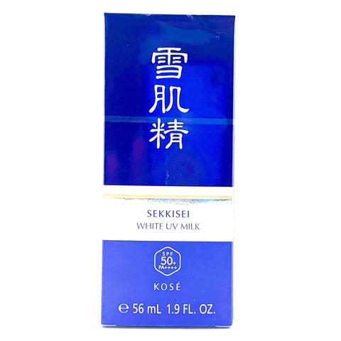 Kose Sekkisei White UV Milk (SPF50+/PA++++/57ml) - BeautyKat