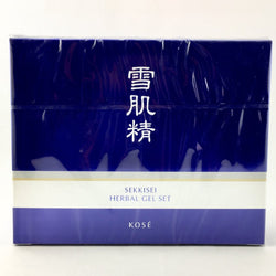 Kose Sekkisei Herbal Gel 79ml + White Washing Foam 19ml - BeautyKat