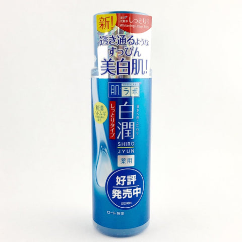 Rohto Hada Labo Shirojyun Deep White Lotion Rich (Toner 170ml) - BeautyKat