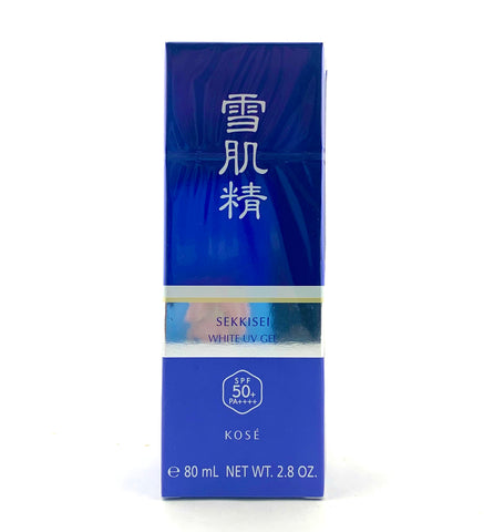 Kose Sekkisei White UV Gel SPF50+ PA++++ 80g - BeautyKat