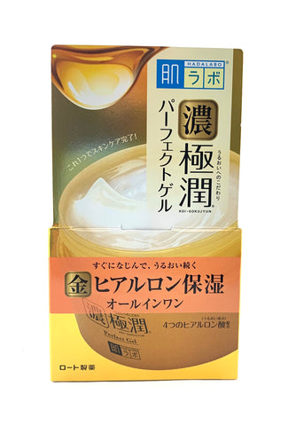 Rohto Hada Labo Gokujyun 5 in 1 Perfect Gel 100g - BeautyKat