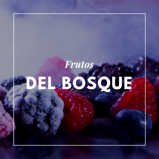 Extracto de frutos del Bosque