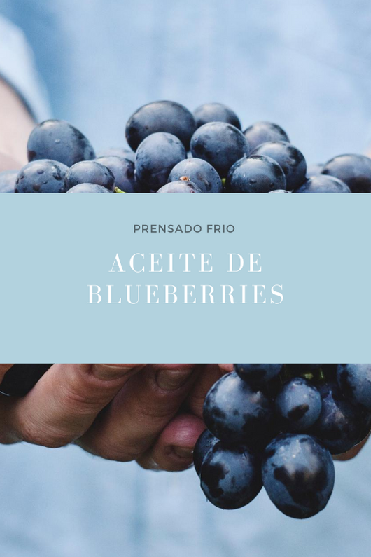 Aceite de Blueberry