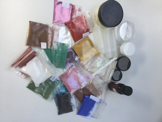 Kit Inicial Maquillaje Mineral