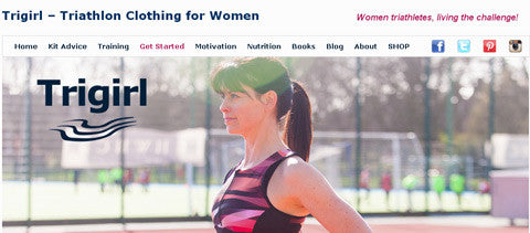 Trigirl.co.uk website