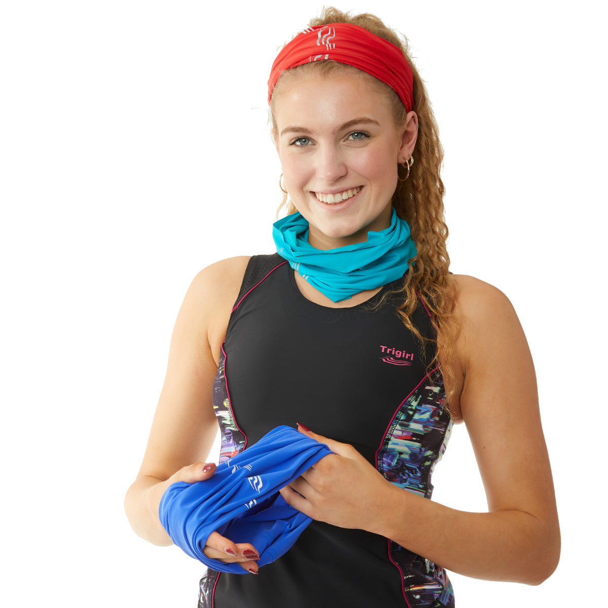 Multifunctional Bandana - Bold and Sporty