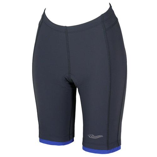 Cadence Ladies Cycling Shorts in Carbon Grey