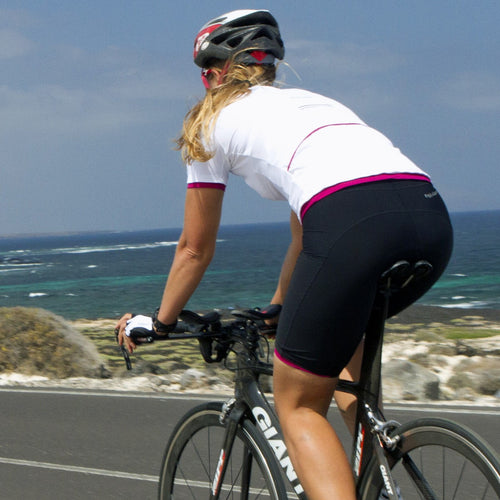 Cadence Ladies Cycling Shorts in Black
