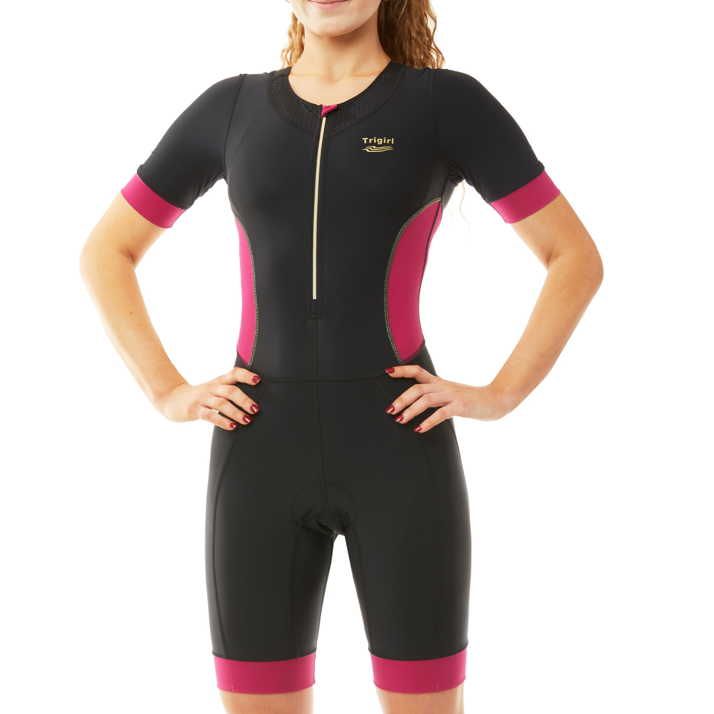 Star Trisuit with/ without Support in Persia Petunia