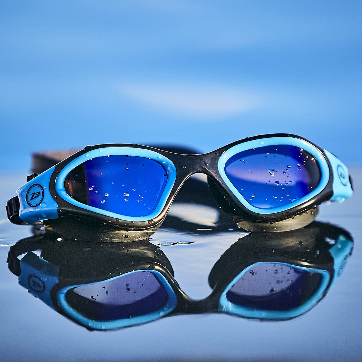 Vapour Polarized Goggles in Blue