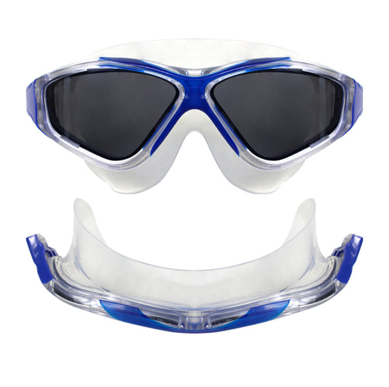 Triathlon Swim Mask, Blue