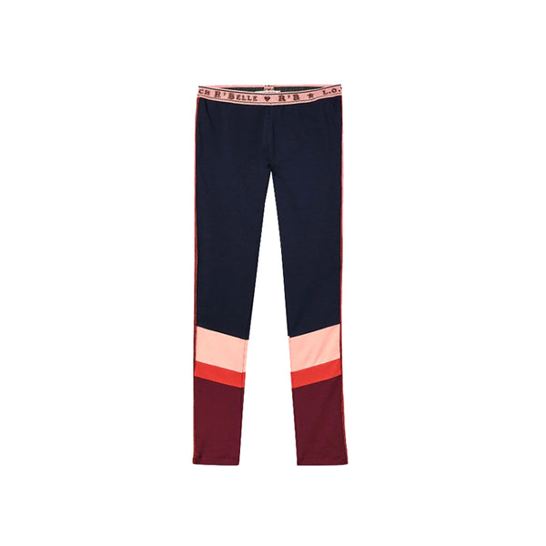 Leeza Color Block Leggings