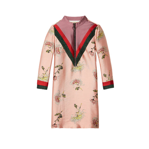 Maya Chinoiserie Dress