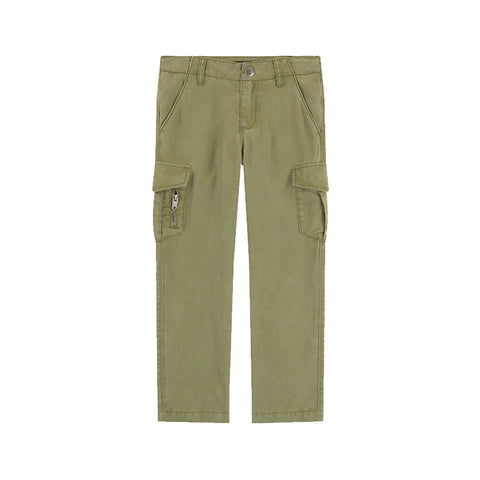 girls army cargo pant