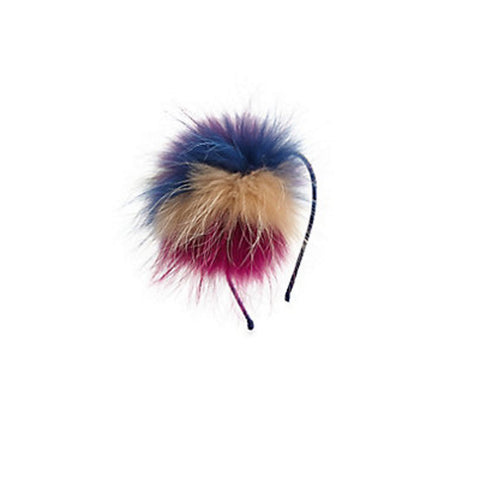 Selma Fur Headband