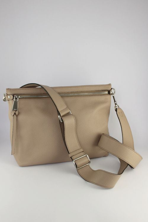 Coconut Leather Corss Body Bag