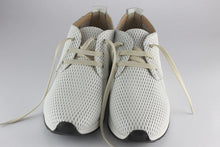 Load image into Gallery viewer, White Leather Trainer