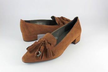 'Shea' Sable Suede Shoe