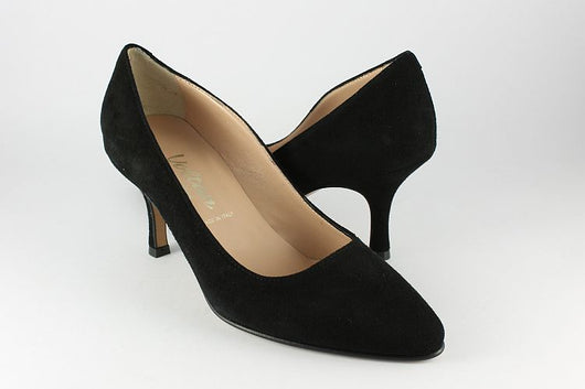 Black Suede Court 70
