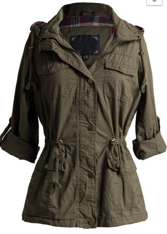 CARGO JACKET - Georgie St. Boutique