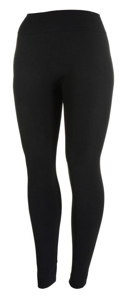 BLACK LEGGINGS  |  CURVY - Georgie St. Boutique