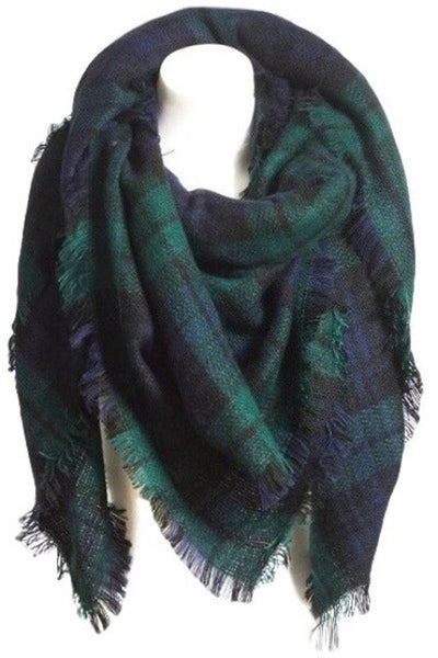 BLANKET SCARF - Georgie St. Boutique