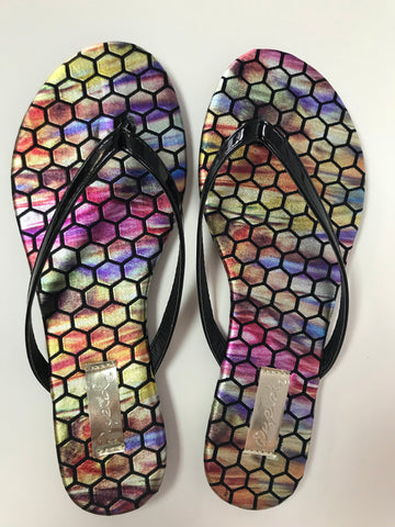 MERMAID FLIP FLOP - Georgie St. Boutique