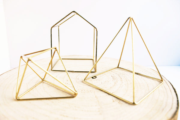 Brass Shapes