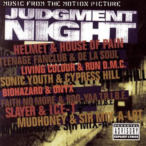 Various Artists - Music From The Motion Picture Judgement Night