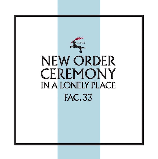 New Order - Ceremony: Version 2 [Remastered Edition]
