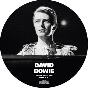 "David Bowie - Breaking Glass EP 7"" Picture Disc (40th Anniversary)"