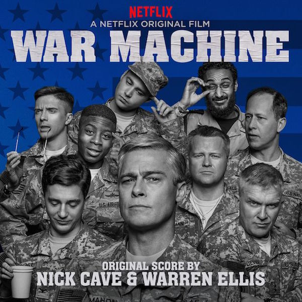 Nick Cave & Warren Ellis - War Machine (Original Soundtrack)
