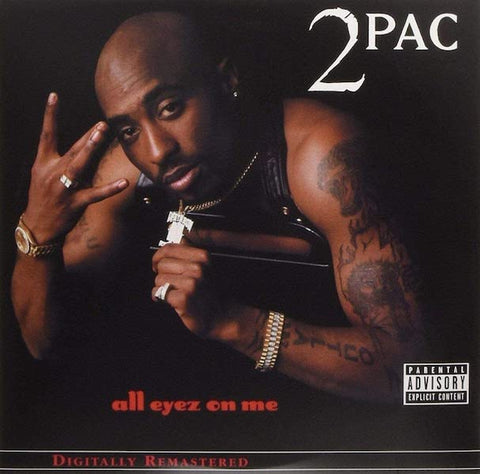 2Pac - All Eyez On Me (2018 Re-Issue)