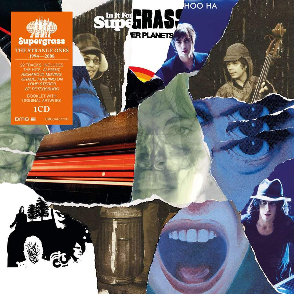 Supergrass - The Strange Ones: 1994-2004
