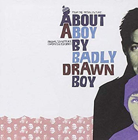 Badly Drawn Boy - About A Boy Original Motion Picture Soundtrack
