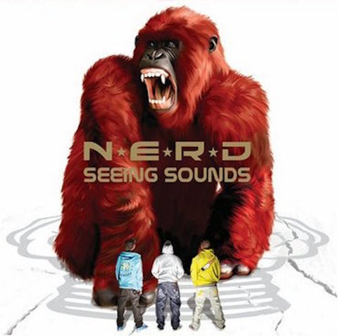 N.E.R.D - Seeing Sounds (2019 Re-Issue)