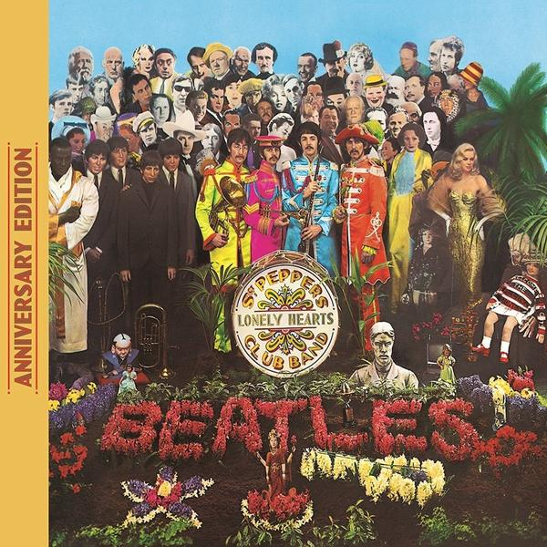 The Beatles - Sgt Pepper's Lonely Hearts Club Band (Anniversary Edition)