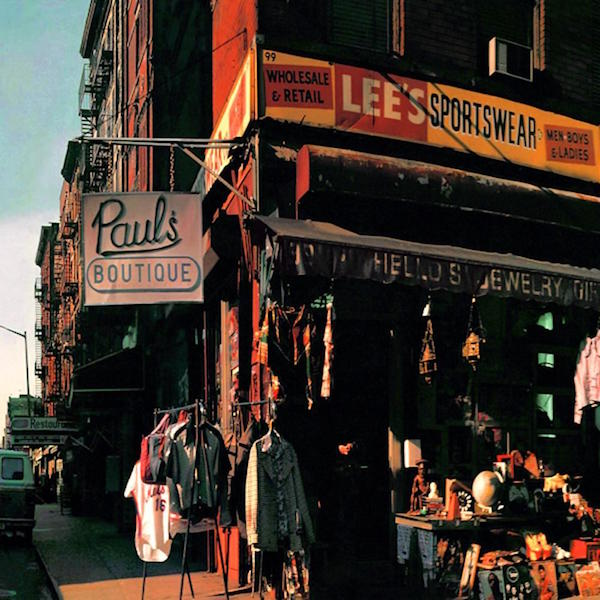 Beastie Boys - Paul's Boutique (2018 Reissue)