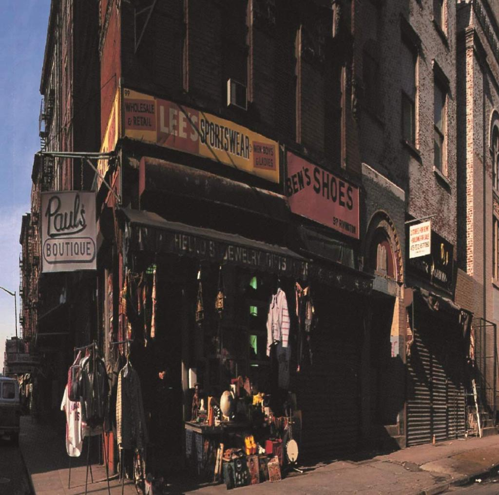 The Beastie Boys - Paul's Boutique (30th Anniversary Edition)