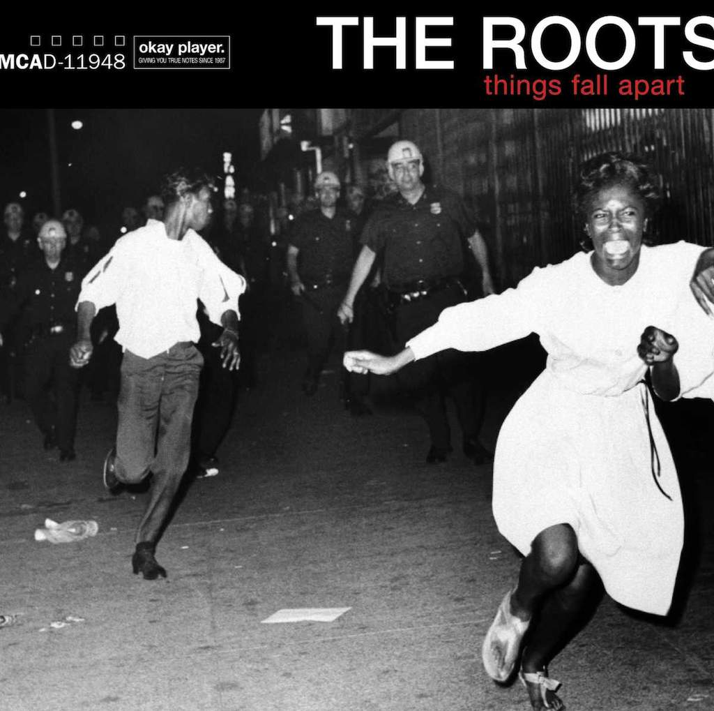 The Roots - Things Fall Apart 20th Anniversary Edition
