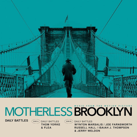 Thom Yorke, Flea & Wynton Marsalis - Daily Battles (From Motherless Brooklyn Original Motion Picture Soundtrack)
