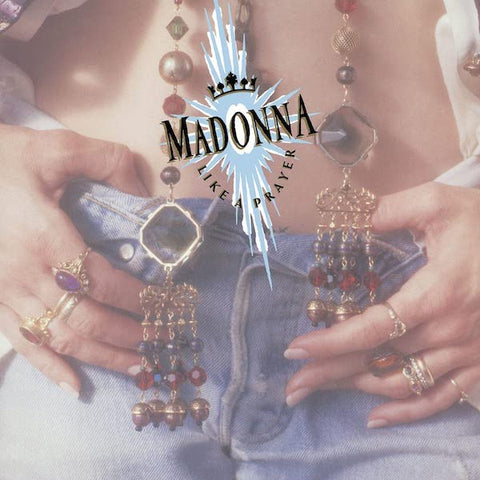 Madonna - Like A Prayer (2012 Re-Issue)