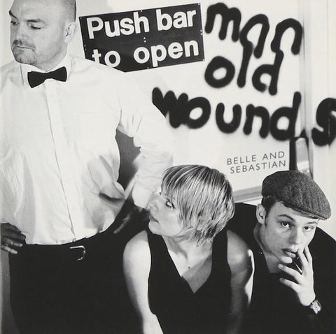Belle & Sebastien - Push Barman To Open Old Wounds (2020 Re-Issue)