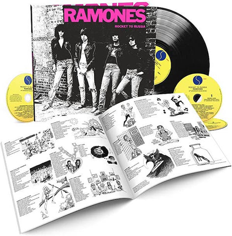 Ramones - Rocket To Russia 40th Anniversary Deluxe Edition